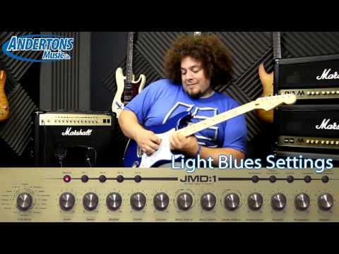 Marshall JMD:1 Combo 50watt Guitar Amp Combo