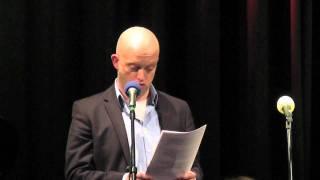 """Björn Jung liest Theodor Storm """"Knecht Rupprecht"""" WDR 5"""
