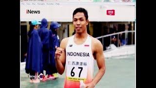 VIRAL!! Inilah Pemuda Indonesia Juara Dunia Lari 100 Meter U-20 di Finlandia - iNews Sore 12/07