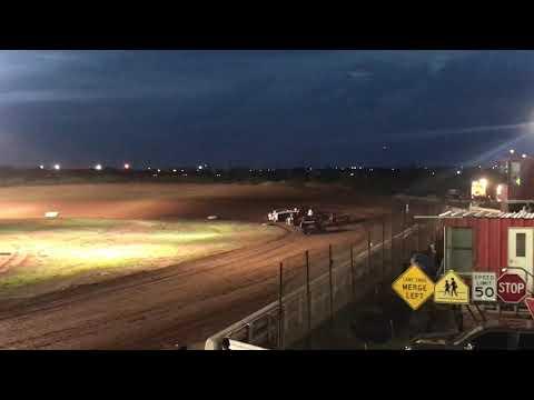 08/18/2018 Austin's Heat Race @ Abilene Speedway