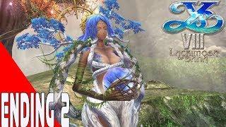 Ys VIII: Lacrimosa of DANA Gameplay Walkthrough Part 29- English- No Commentary Longplay Ending 2