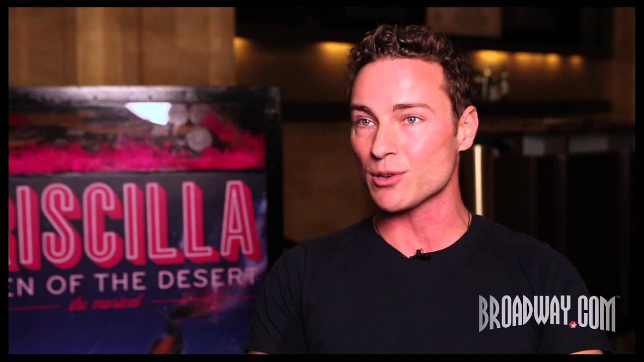 Bryan West Reveals the Surprising Dangers of Sequins in Priscilla Queen of the Desert