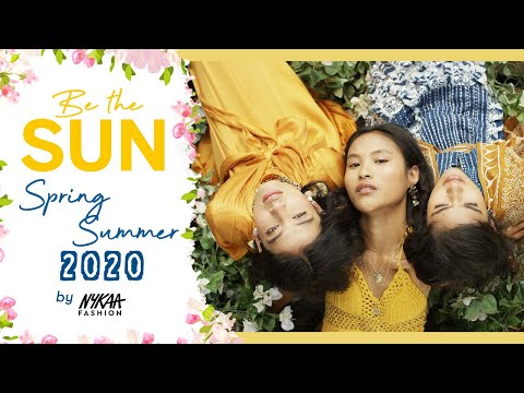 Spring Summer 2020 | Top Summer Fashion Trends | Be The Sun | Nykaa Fashion
