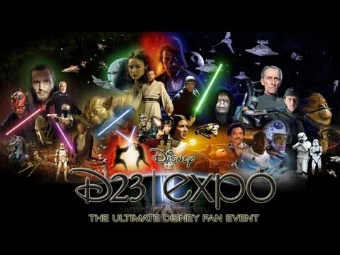'Star Wars' Coming To Disney D23 Expo