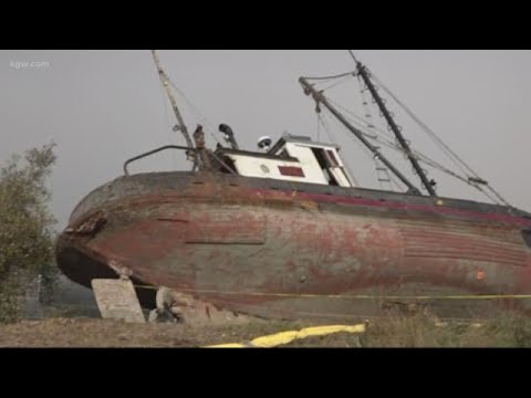 100-year-old Fishing Boat Set To Be Scrapped