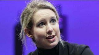 Theranos CEO Elizabeth Holmes stepping down