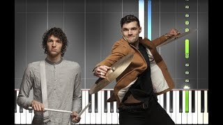 for KING & COUNTRY - joy. | PIANO TUTORIAL by Betacustic