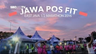 Jawa Pos Fit East Java Half Marathon 2016 - Part 1