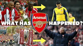 What Happened To Arsenal? The RISE and FALL Of The Gunners!!