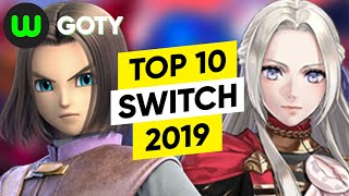 10 Best Nintendo Switch Games of 2019 | Games of the Year | whatoplay