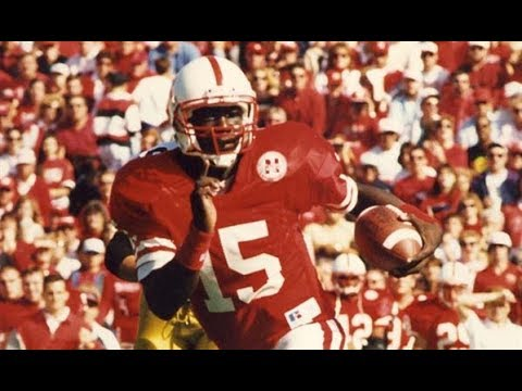 Tommie Frazier ULTIMATE Nebraska Highlights!!