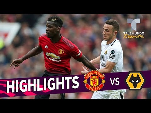 Manchester United vs. Wolverhampton: 1-1 Goals & Highlights | Premier League | Telemundo Deportes