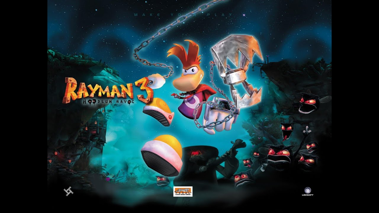 Revolution Wallpaper Hd Tutorial 3 Come Scaricare Ed Installare Rayman 3