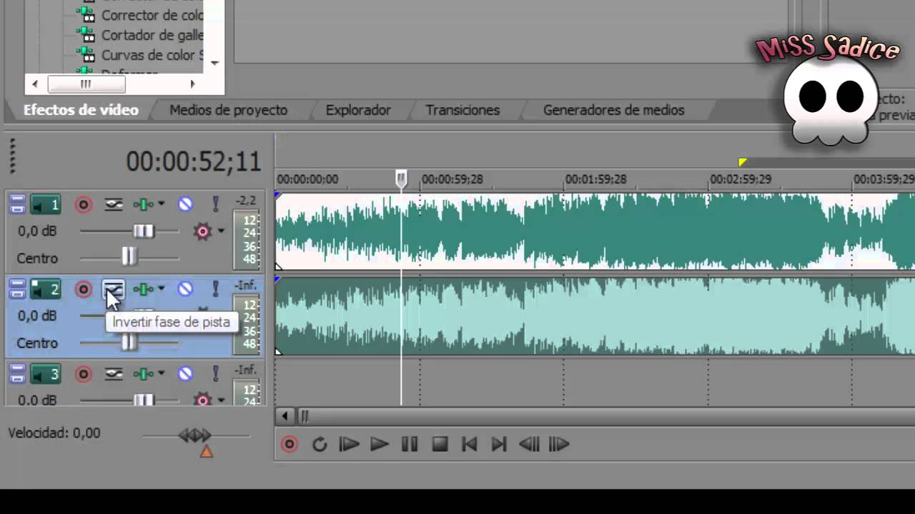 how to add audio to sony vegas pro 15