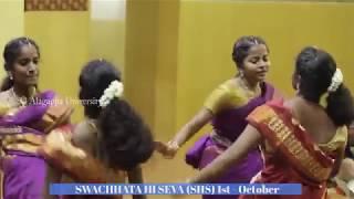 Dance Department of Lifelong Learning (SWACHHATA HI SEVA (SHS) 1st - October)