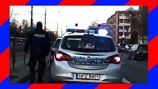 Policyjne interwencje na polskich drogach