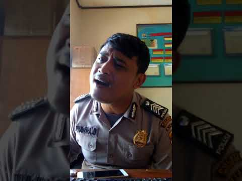 Polisi Kece Jago Nyanyi