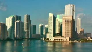 25.02.2012 Miami - Florida - USA - Hafen.  Video.