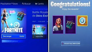 *RAPID* GET THE NEW FORTNITE SEASON 9 START PACK FOR FREE!!! (FREE SKINS)