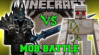lich-king-vs-mutant-iron-golem-minecraft-mob-battles-psycraft-mods