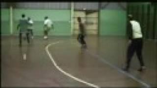 Zidane playing Indoor (never before seen)