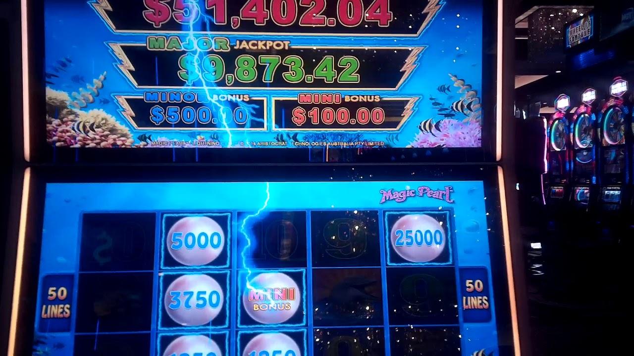Magic Pearl Slot