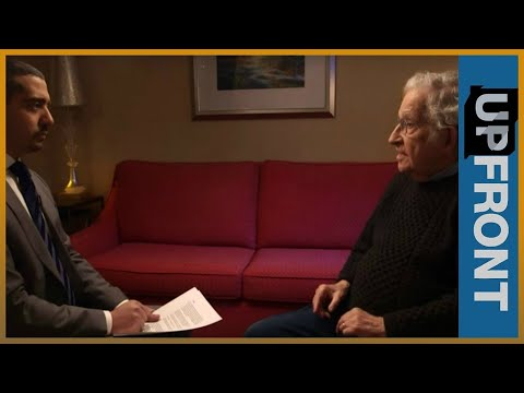 UpFront - Noam Chomsky: Latin America is in regression