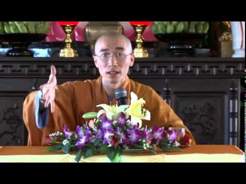Người Tu - Thích Minh Khương - Khóa tu một ngày chùa HƯNG PHÁP