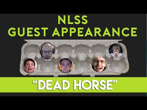 Dan Gheesling NLSS Guest Appearance   DEAD HORSE   Red Out 3/29/17