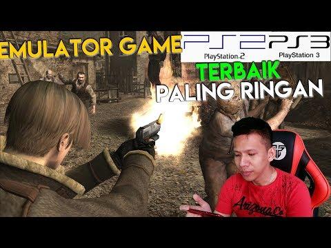 Emulator Game PS2 Dan PS3 Terbaik Di Android, Paling Ringan, Lancar Jaya !