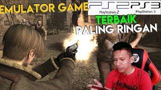 Gambar cover Emulator Game PS2 Dan PS3 Terbaik Di Android, Paling Ringan, Lancar Jaya !
