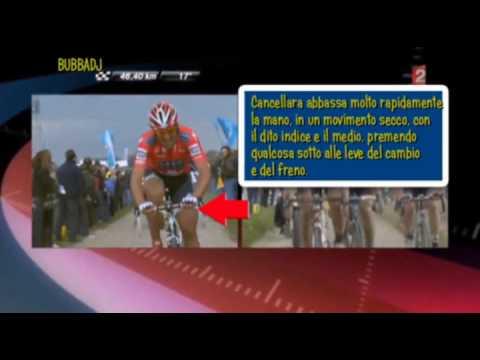 Bici truccata e Cancellara Roubaix/Fiandre