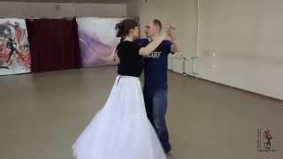 """свадебный танец вальс (школа """"Студия танцев Триумф"""") - 8 уроков"""