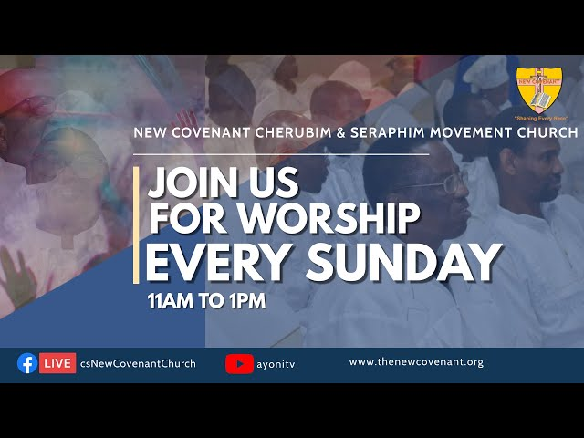 Adult Harvest Thanksgiving Service, 10-10-2021, C&S New Covenant Church, London