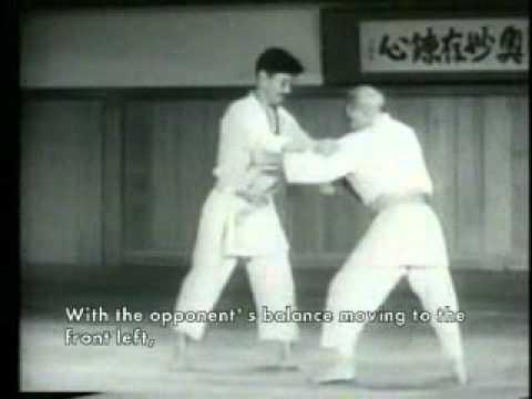 Рідкісне відео Кьюзо Міфуне 10 дан дзюдо Кодокан