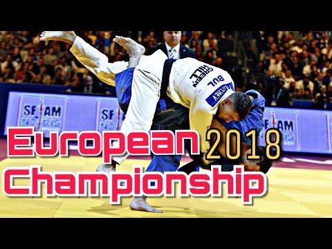 European Judo Championship 2018 in Tel Aviv | Judo highlights