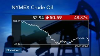 Oil Prices Fall the Most in Five Months on Greece Fears