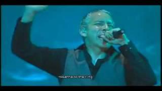 Marco Barrientos - Hosanna (Concierto) (álbum: 'Avivanos')