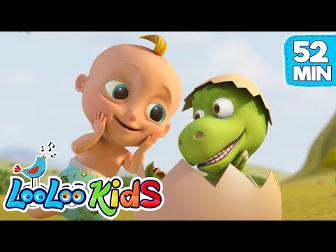 Zigaloo Dance - Nursery Rhymes And Children Songs | LooLoo KIDS
