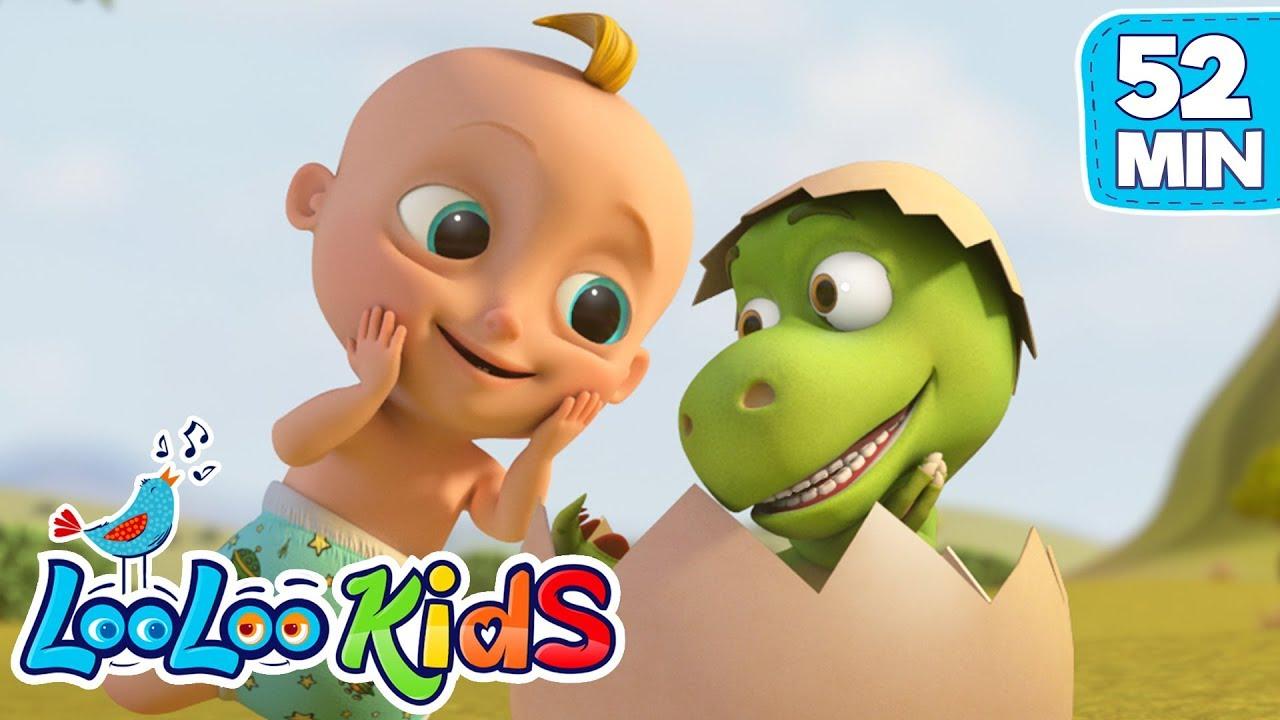 Johny and Zigaloo - Funny Dance for KIDS | LooLoo KIDS