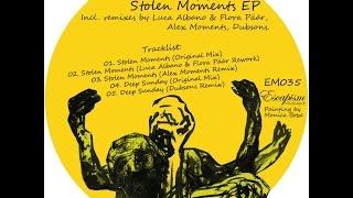 Elio Krass - Stolen Moments (Luca Albano & Flora Paar Rework)