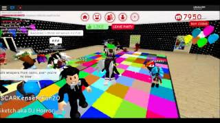 Bendy the ink machine roleplay and cosplay on roblox