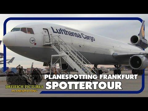 Planespotting Special | Spottertour Frankfurt 2017