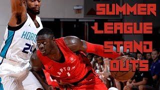 Raptors Future is Looking BRIGHT - Breaking down Summer League Team