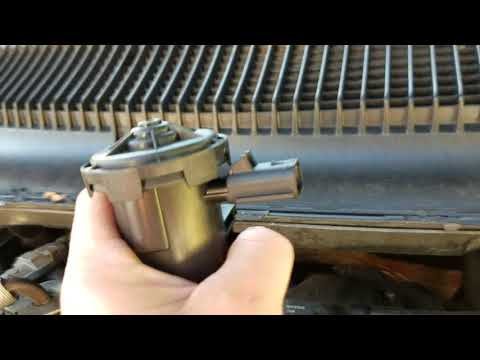 Repeat Chrysler Town and Country Fuel Evap Canister Clips by