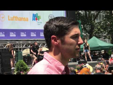 Cats - Broadway In Bryant Park 2017