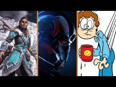 Horizon Trademark BLOCKED + Battlefront 2 Campaign Details + Garfield's Dirty RETCON - The Know