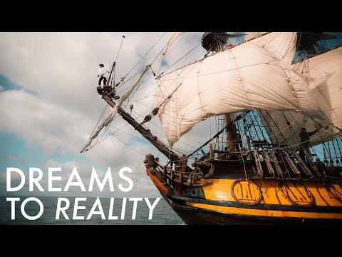 Sailing Adventures on a Tall Ship (4K) - Ireland Part 3