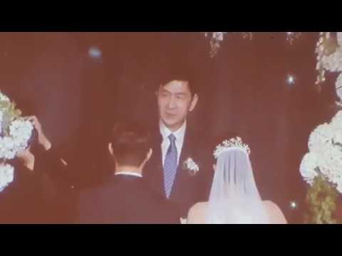 아들 결혼식 축사 (정수&지윤), 신랑아빠축사,