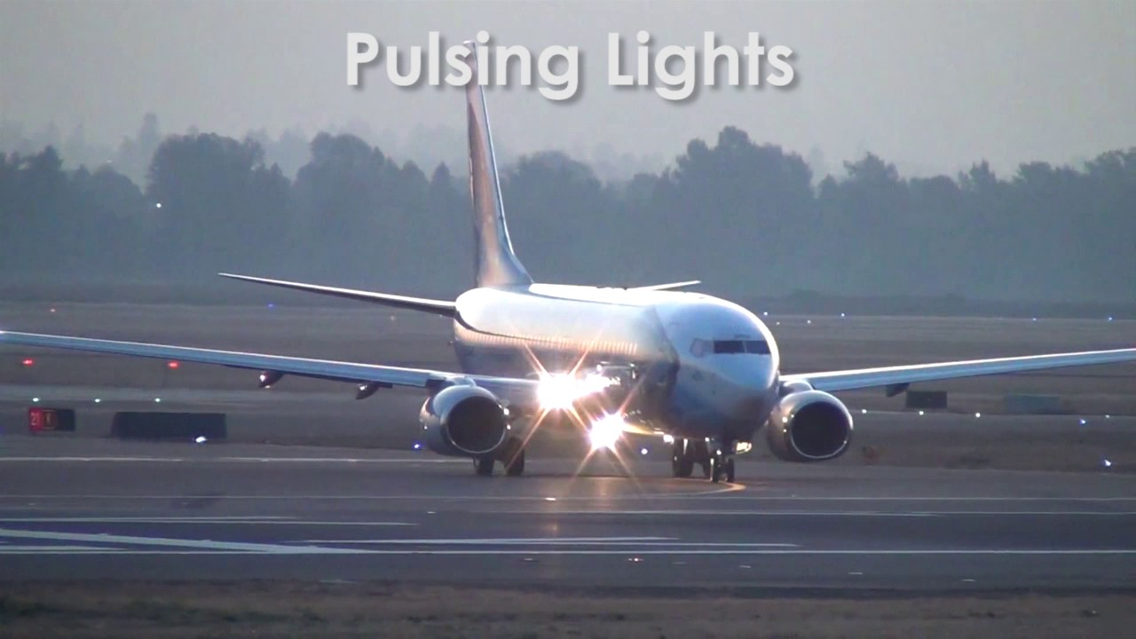 Pulselites make your aircraft more visible - Precise Flight